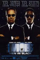 Affiche Men in Black