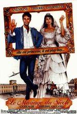 Affiche Le Mariage du siècle