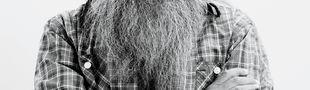 Illustration Portrait vite fait bien fait : Rick Rubin.