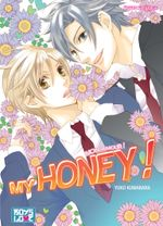 Couverture My Honey !