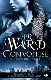 Couverture Convoitise - Anges dechus, tome 1
