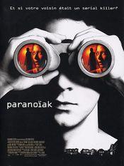 Affiche Paranoïak