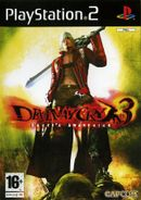 Jaquette Devil May Cry 3 : L'Éveil de Dante