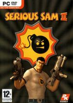 Jaquette Serious Sam II