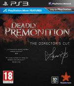 Jaquette Deadly Premonition : The Director's Cut