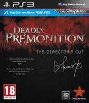 Jaquette Deadly Premonition : The Director's Cut