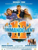 Affiche Les 11 Commandements