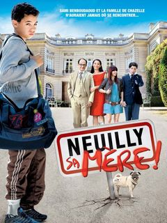 Affiche Neuilly sa mère !