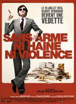 Affiche Sans arme, ni haine, ni violence