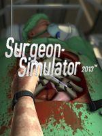 Jaquette Surgeon Simulator 2013