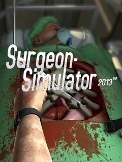 Jaquette Surgeon Simulator 2013