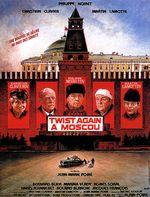 Affiche Twist Again à Moscou