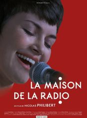 Affiche La Maison de la Radio