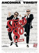 Affiche Stars 80