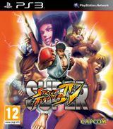 Jaquette Super Street Fighter IV