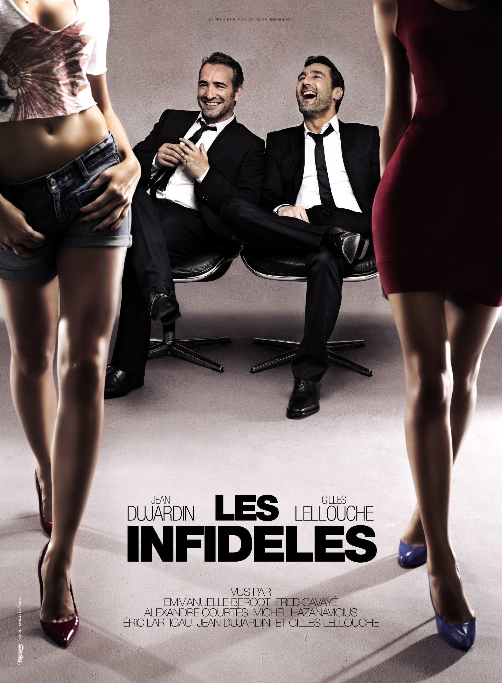 Les infid les film 2012 senscritique for Infidele jean dujardin