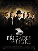 Affiche Les Brigades du Tigre
