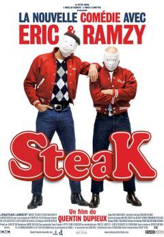Affiche Steak