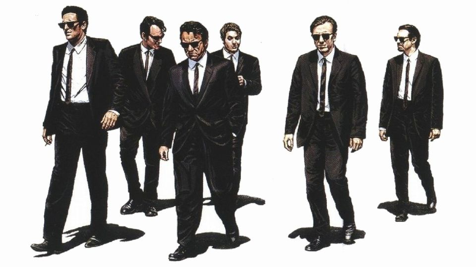 a critical analysis of the movie reservoir dogs Reservoir dogs movie review summary actors: harvey keitel, tim roth,  michael madsen, steve buscemi, chris penn, lawrence tierney, quentin  tarantino.