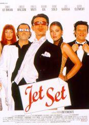 Affiche Jet Set
