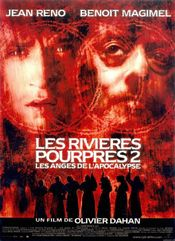 Affiche Les Rivières pourpres 2 – Les Anges de l'apocalypse