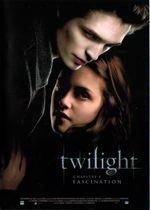 Affiche Twilight : Chapitre 1 - Fascination