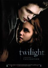 Affiche Twilight : Chapitre 1 - Fascination