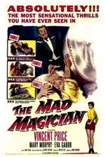 Affiche The Mad Magician