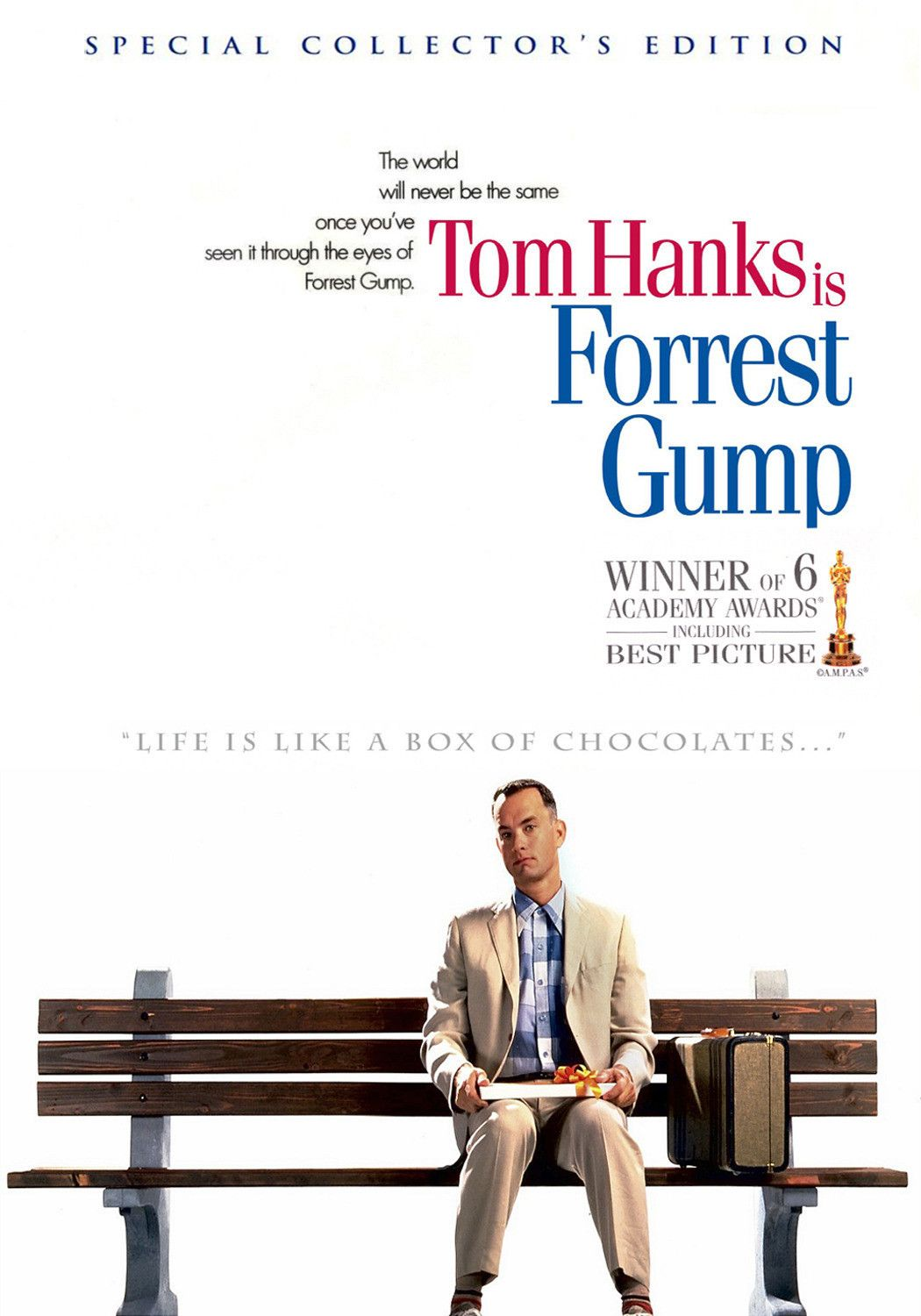 forrest gump film journal Gump, the fictitious simpleton played by tom hanks in the 1994 oscar-winning  film, trotted across the us because he just felt like running.