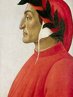 Photo Dante Alighieri