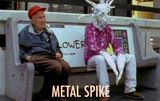 Affiche Metal Spike