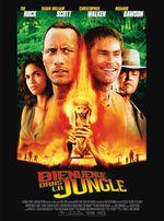 Affiche Bienvenue dans la jungle