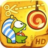 Jaquette Cut the Rope : Time Travel