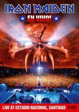 Affiche Iron Maiden - En Vivo
