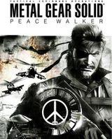 Jaquette Metal Gear Solid : Peace Walker - HD Edition