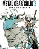 Jaquette Metal Gear Solid 2 : Sons of Liberty - HD Edition