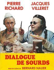 Affiche Dialogue de sourds