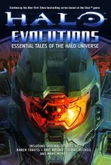 Couverture Halo: Evolutions - Essential Tales of the Halo Universe