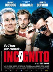 Affiche Incognito