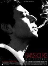 Affiche Gainsbourg (vie héroïque)
