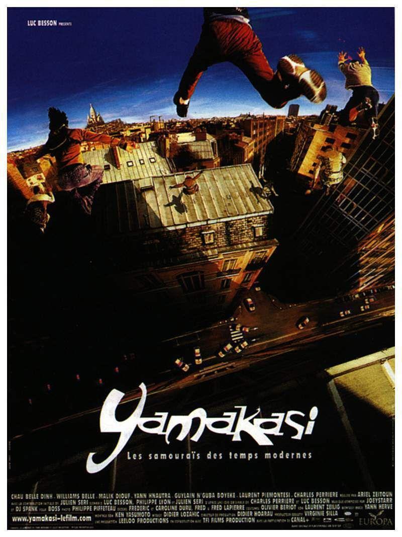 yamakasi les samouraïs des temps modernes film complet
