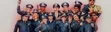Cover Police Academy-Like