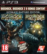 Jaquette BioShock : Ultimate Rapture Edition