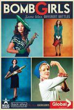 Affiche Bomb Girls : Des femmes et des bombes