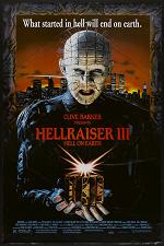Affiche Hellraiser 3