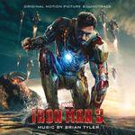 Pochette Iron Man 3 (OST)