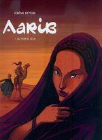 Couverture Les yeux de Leïla - Aarib, tome 1