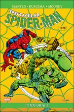 Couverture 1978 - Spectacular Spider-Man : L'Intégrale, tome 2