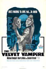 Affiche The Velvet Vampire