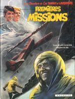 Couverture Premières Missions - Les Aventures de Tanguy et Laverdure, tome 21